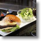 Eel Burger Slides Onto Ritzy Japanese Hotel&#039;s Lunch Menu