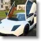 DIY Chinese Lamborghini Lookalike is a Big Boy's Toyota, No Bull