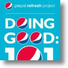 The Pepsi Refresh Project Looks For 1000 New Ideas Every Month