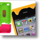 Slip Your iPhone 4 or 4S into a SwitchEasy 'Melt' 3D Case