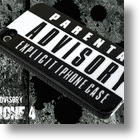 Call it Edgy: The Parental Advisory iPhone 4 Case