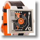 Tokidoki Turntable Watch is Simply Divinyl!