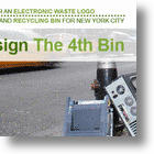 The 4th Bin Design Contest: Help NYC Get Rid Of Its E-Waste