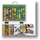 Melissa And Doug Magnetic Responsibility Chart Attracts Kids' Interest