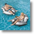 Float Your Own Boat: Motorized Inflatable Bumper Boat