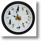 What Time Is It? Your Barking, Meowing, Or Singing Clock Will Tell You
