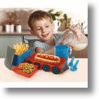 Help Keep Them Quiet At The Table With The Chew Chew Train