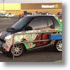 Attention Crazed 'Mart Shoppers: Ten More Cars Of The People Of Wal-Mart