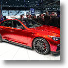 Infiniti Q50 Eau Rouge Concept: The Shape Of Things To Come?