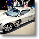 Covini C3A: The World's Only 6-Wheeled Supercar
