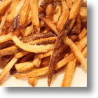 Fatty French Fries Fuel Futuristic Form Of Forging Forward
