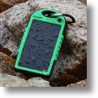 The Levin Solstar Is A Rain Resistant Solar Panel Charger