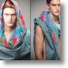 Hoodie From Marthe Aime SS 2010 Let's Men Show Off Their Pecks!