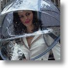 Introducing a Totally Hands Free Umbrella -- Nubrella