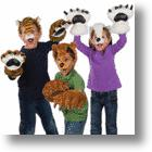 Wearable Puppets Really Get Kids Into Character