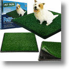 Pet Park&#039;s Indoor PetZoom Pet Potty: Train &#039;Em Young