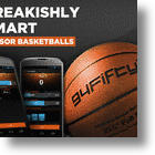Get A Basketball, Coach And Data Analyst With Smart Sensor Basketball