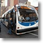 Turbine Powered Bus to Clean Up New York