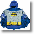 The Batman Raincoat By Western Chief Kids Defends Against That Menacing Downpour