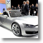 Volkswagen Unveils New Roadster