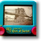 Etch A Sketch Art - All Grown Up
