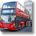 London's Double Deck Buses Go Green