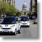 Car2Go Vehicle Sharing Program Alive and Well In Austin, Texas