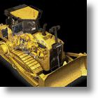 Caterpillar D7E: World's First Hybrid Bulldozer