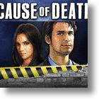 Catch The Culprit In The Cause Of Death iPod Game