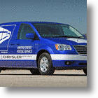 Chrysler Electric Van to Provide USPS with Small Test Fleet