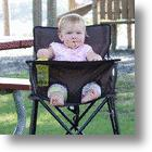 Ciao! Baby Portable High Chair Is Flippin Genius