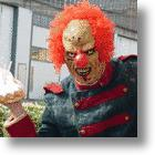 The Business Of Clowning Around: Terrifying Stalker Clowns For Hire