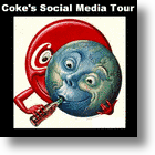 Coca Cola&#039;s Magic Mystery Social Media Tour