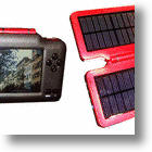 Solar Powered Portable Media Player Hits the Market