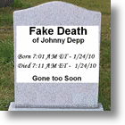 The Fake Death of Johnny Depp Died A Quick Death