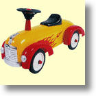 Super Hot Hot Rod for Kids: Metal Speedster