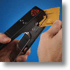 Punch Your Own Guitar Picks Out Of Your Old Credit Cards And Hotel Key Cards