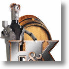H & K Wine Caddy Sculptures: For That Personal Touch
