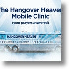 Hangover Heaven: Las Vegas Survival Business Delivers Hangover Cures