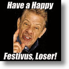 Festivus,The Holiday For The Rest Of Us!
