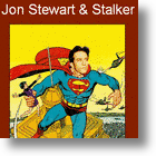 "Is Twitter's Geolocation Jon Stewart's ""Stalker""?"