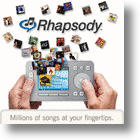 Verizon Teams Up With Rhapsody