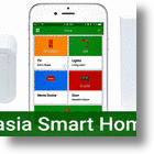 Kasia 'Smart Home' System Allows Users To Control Their Environments Remotely
