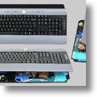 Keyboard Organizer: Use It To Type Or To Hide Your Office Supplies