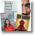 Kindle Outsells Sarah Palin &amp; Dan Brown On Christmas Day!