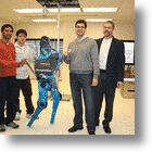 Walking Robot Technology Advances Frankenstein Complex One More Rough Step