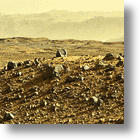 Have A Look At This Awesome Panoramic Shot Taken By Curiosity