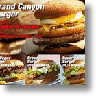 McDonald&#039;s Japan Big America Burgers are Back 4 2012!