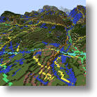 Want To See What The United Kingdom Looks Like Up Close? Just Play Minecraft!