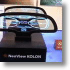 New Transparent OLED May Take Place of Rear-View Mirrors